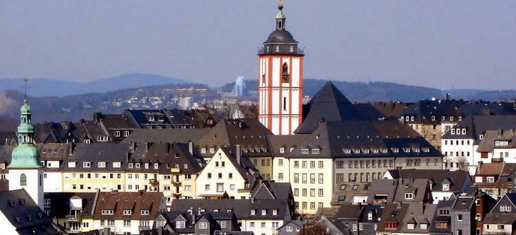 trasferirsi  vivere e lavorare a siegen  germania
