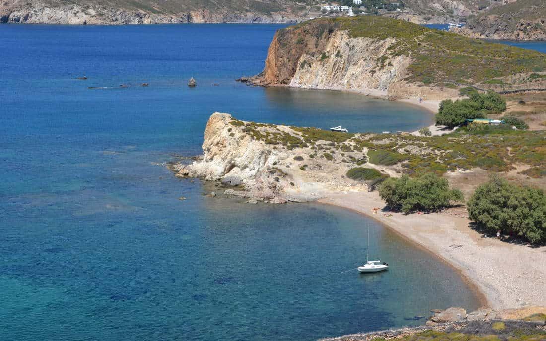 vivere in grecia patmos