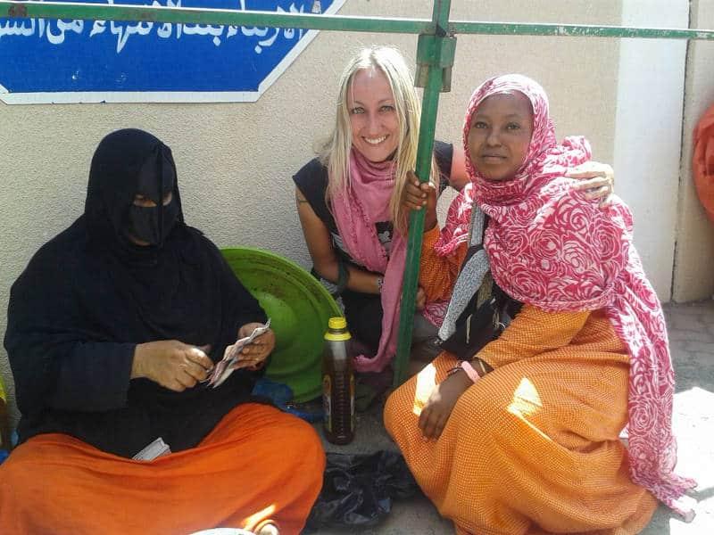 Souq di Ibra Oman Eli Sunday Siyabi