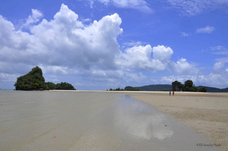 Thailandia Noppharatthara Beach anno sabbatico