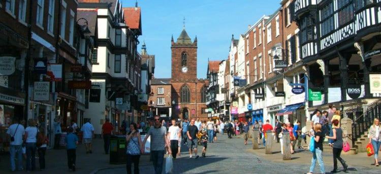 Chester Inghilterra