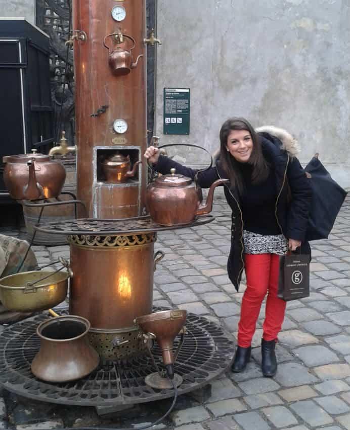 Parigi tiziana volpe