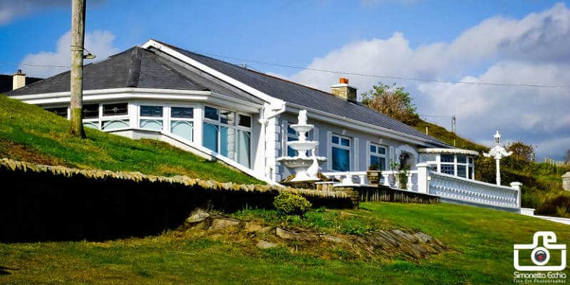 Turf Lodge donegal