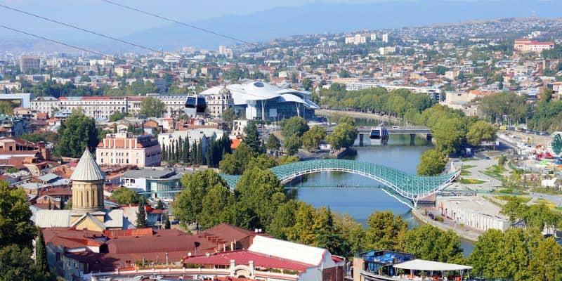 costo della vita basso Tbilisi