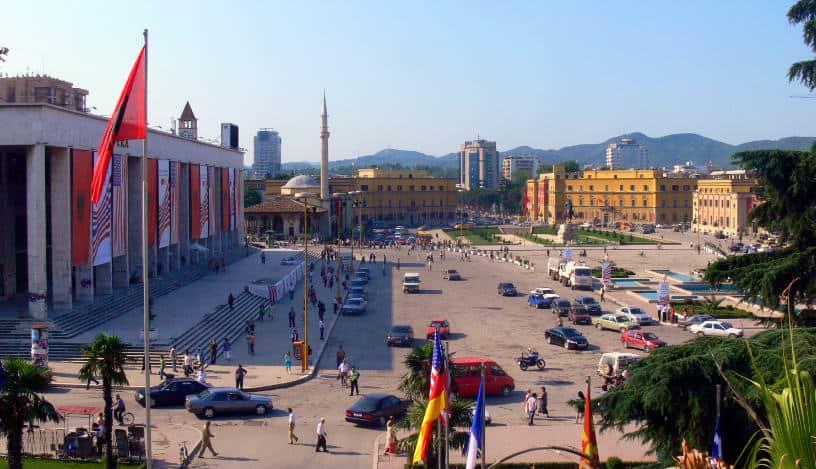 paesi economici albania