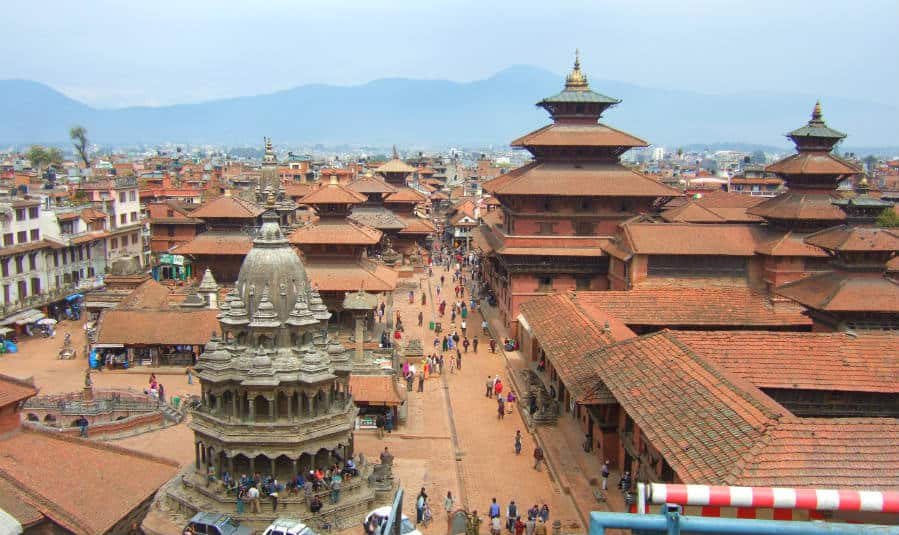 paesi economici nepal