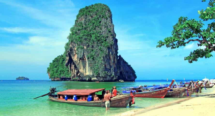 paesi economici thailandia