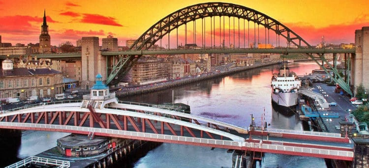 Newcastle Inghilterra