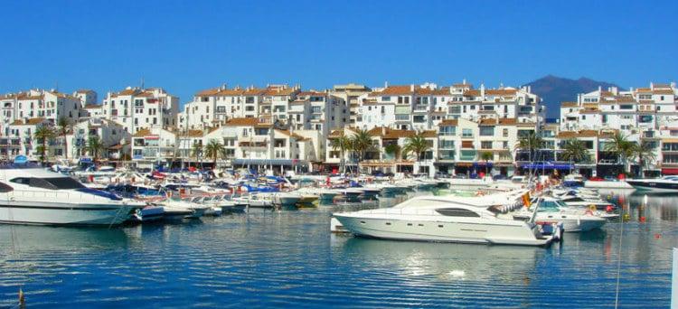 Puerto Banus Spagna