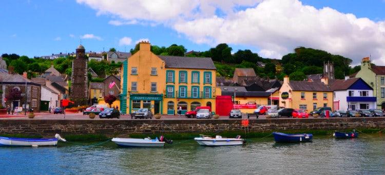 Youghal Irlanda