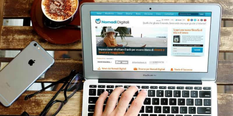 nomadismo digitale