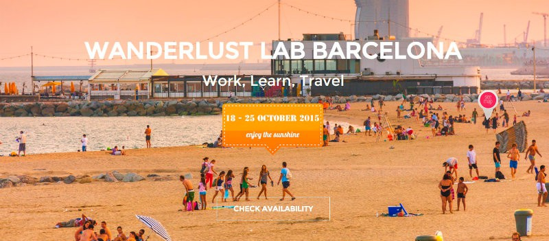 wanderlust lab barcelona