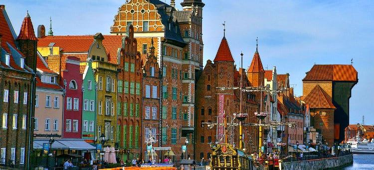 Danzica Polonia
