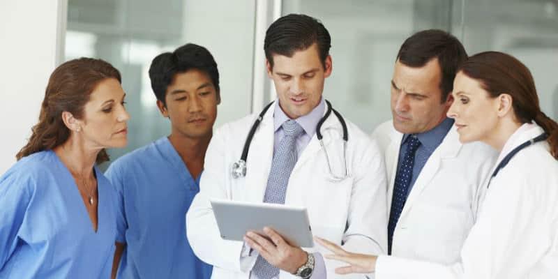 lavorare in inghilterra medico