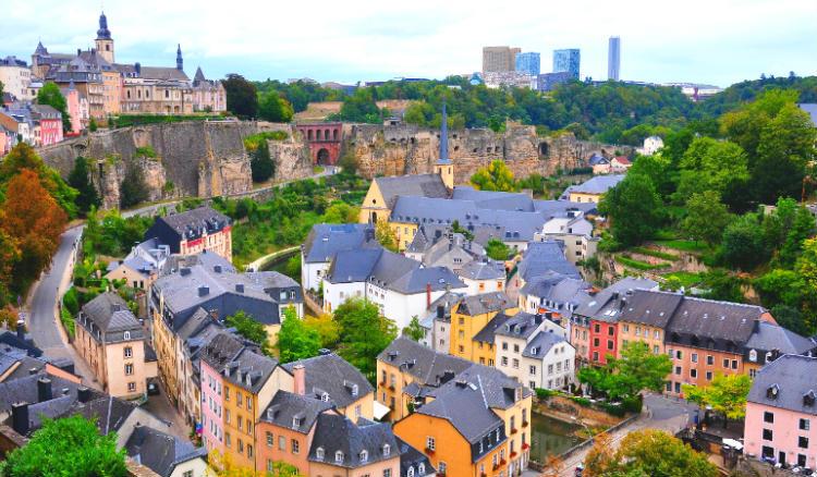 Lussemburgo vivere all'estero