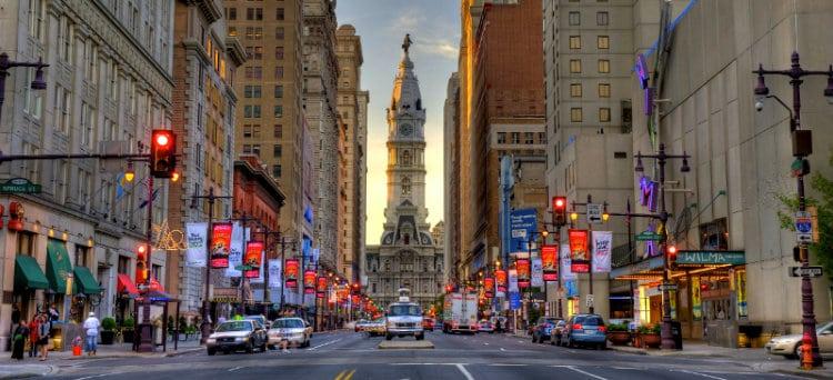 Philadelphia Stati Uniti