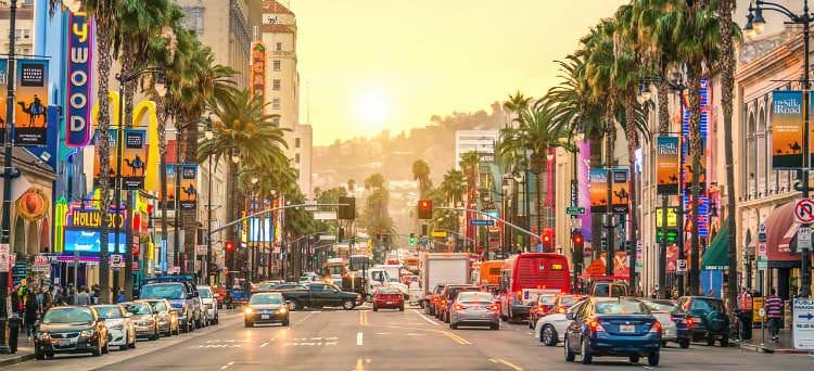 Los Angeles Stati Uniti