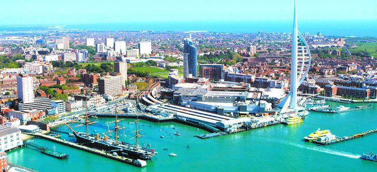 Portsmouth Inghilterra