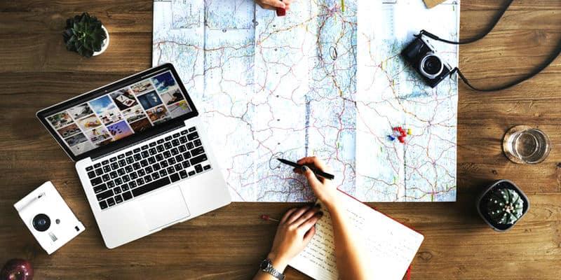 consulente di viaggio travel planner