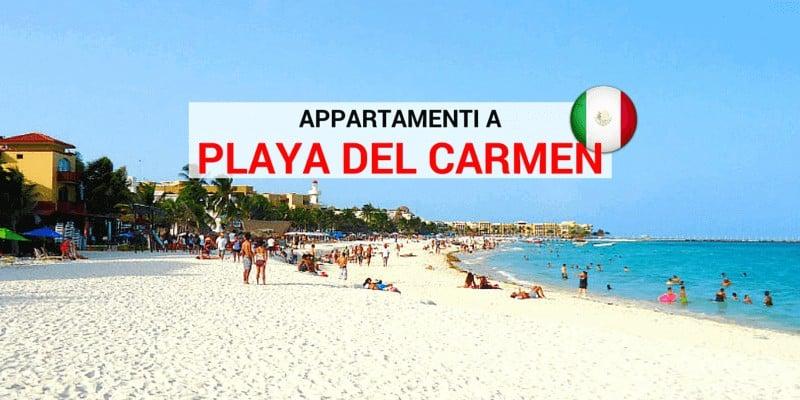 Appartamenti a Playa del Carmen