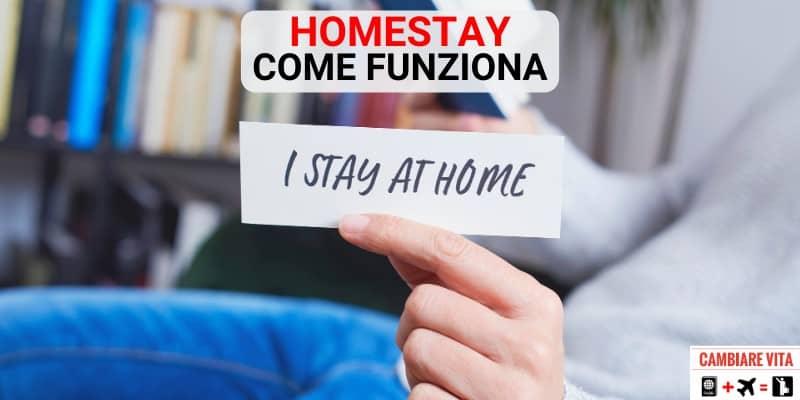 Homestay come funziona