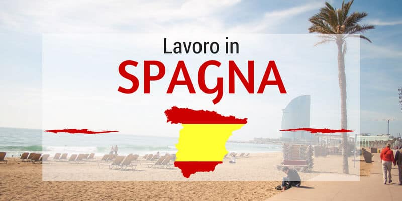 Trovare offerte di Lavoro in Spagna