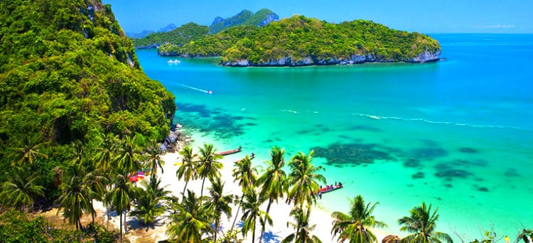 Ko Samui Thailandia