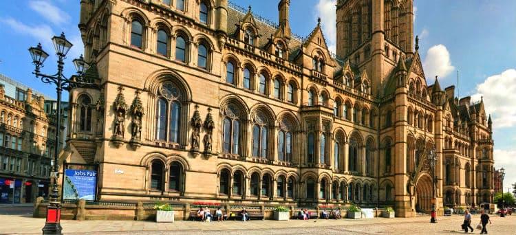 Manchester, Inghilterra