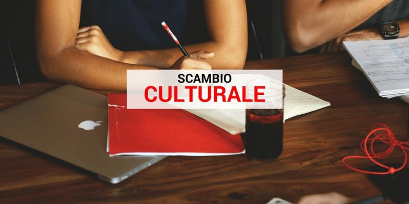 Scambio culturale Sprachcaffe
