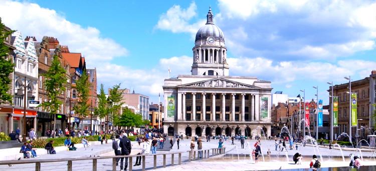 Nottingham Inghilterra