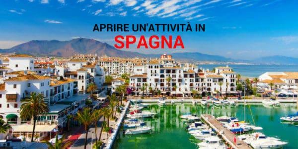 Aprire attivita in Spagna