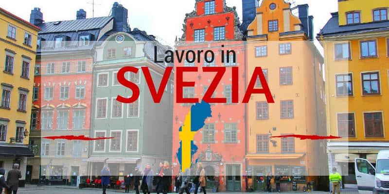 Trovare offerte di Lavoro in Svezia