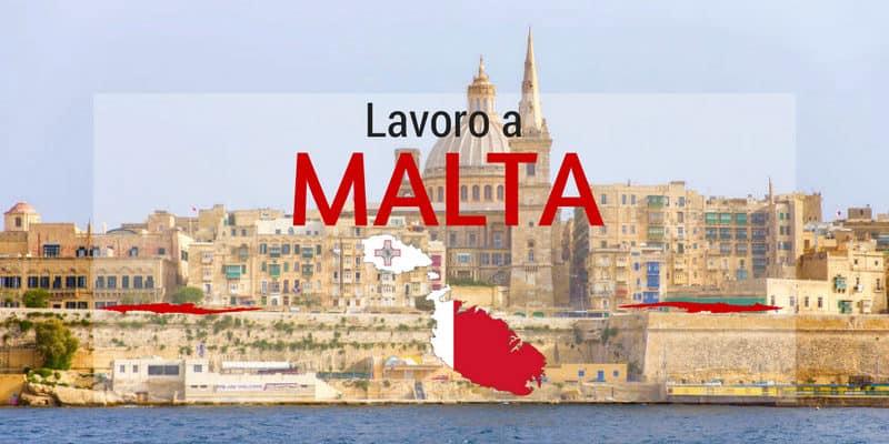 Trovare offerte di Lavoro a Malta