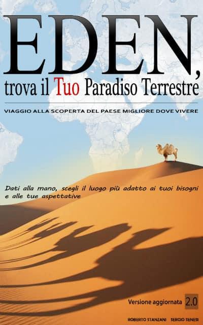 Copertina Eden Trova il tuo paradiso terrestre