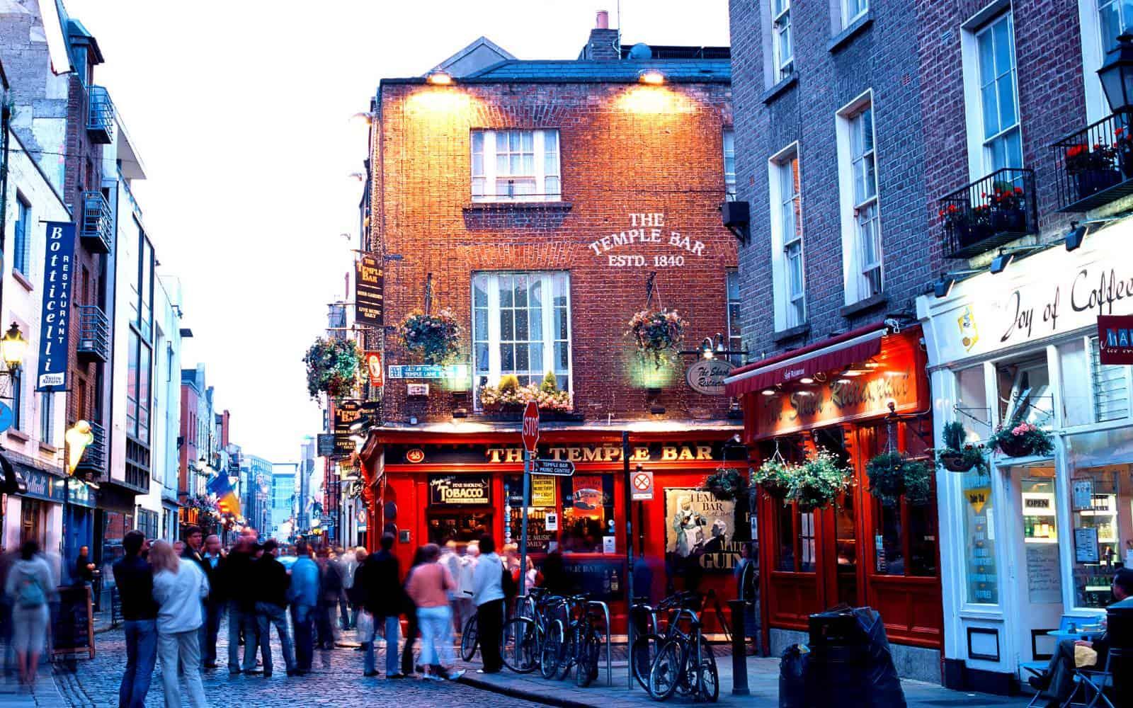 Trasferirsi vivere in Irlanda