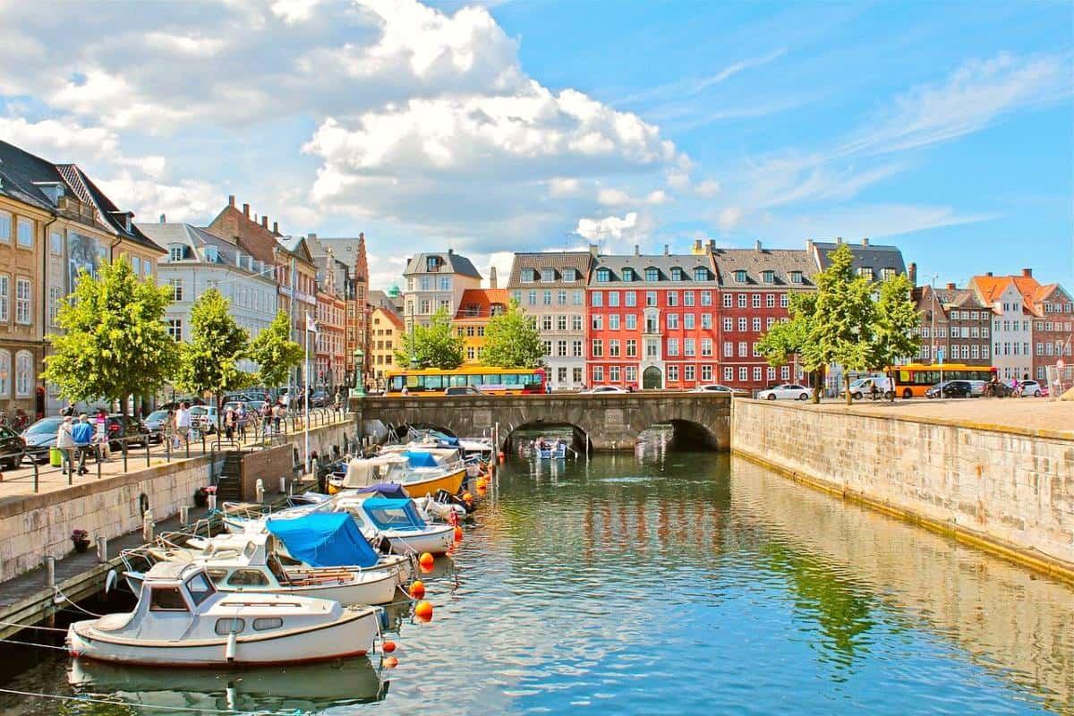 Lavorare in Danimarca