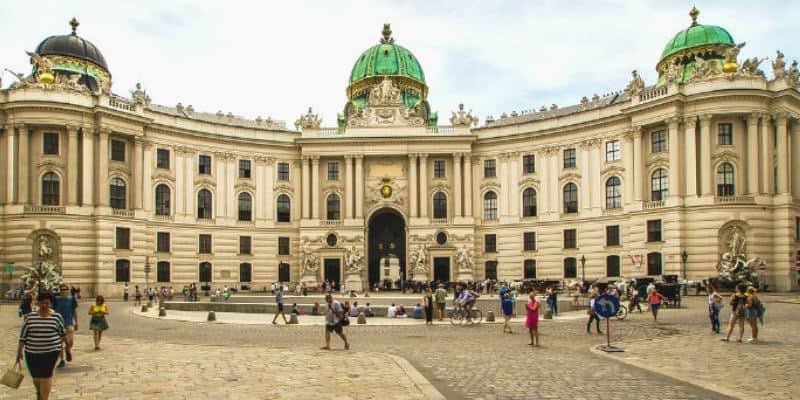 lavorare vivere Vienna Austria