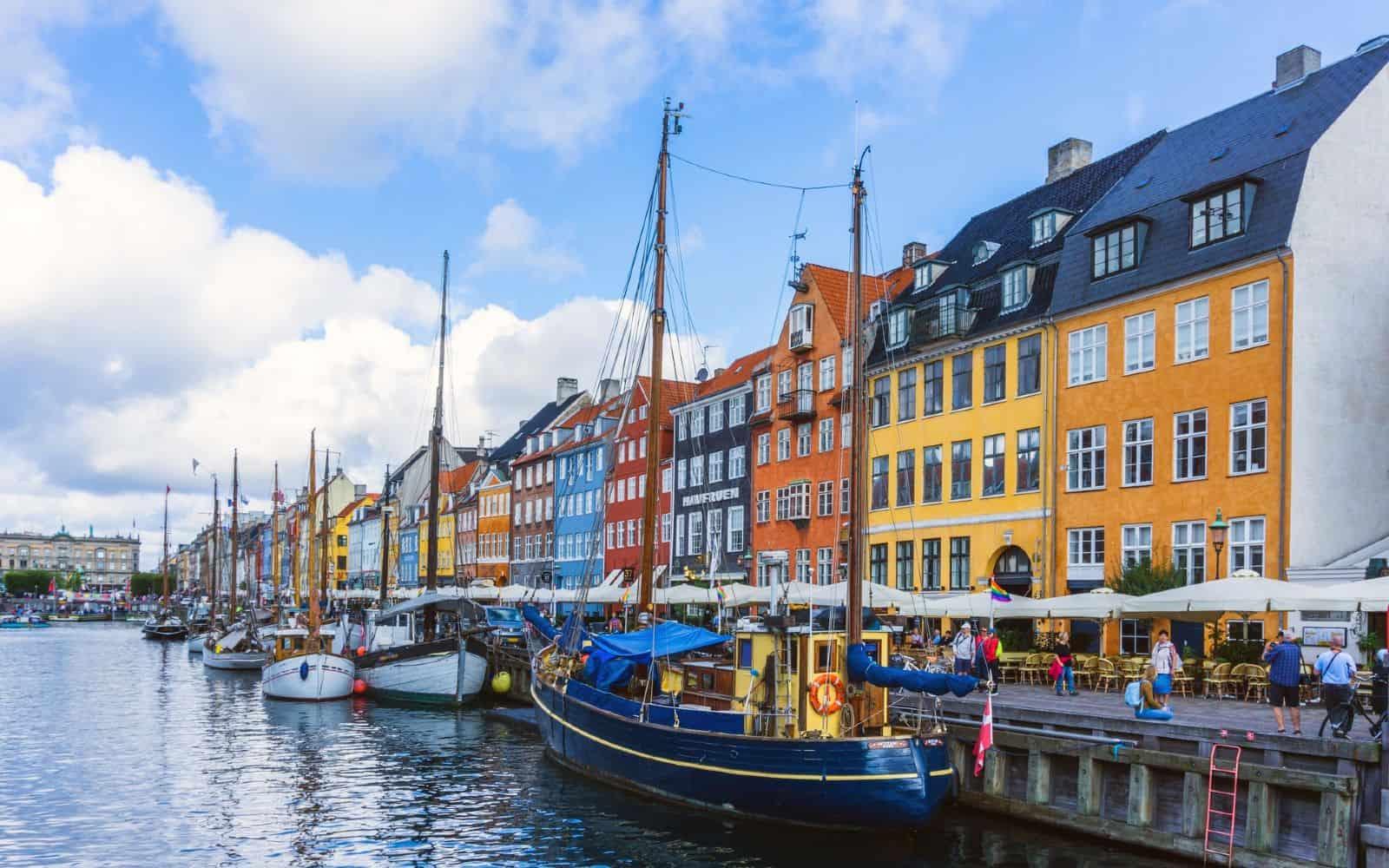vivere in Danimarca