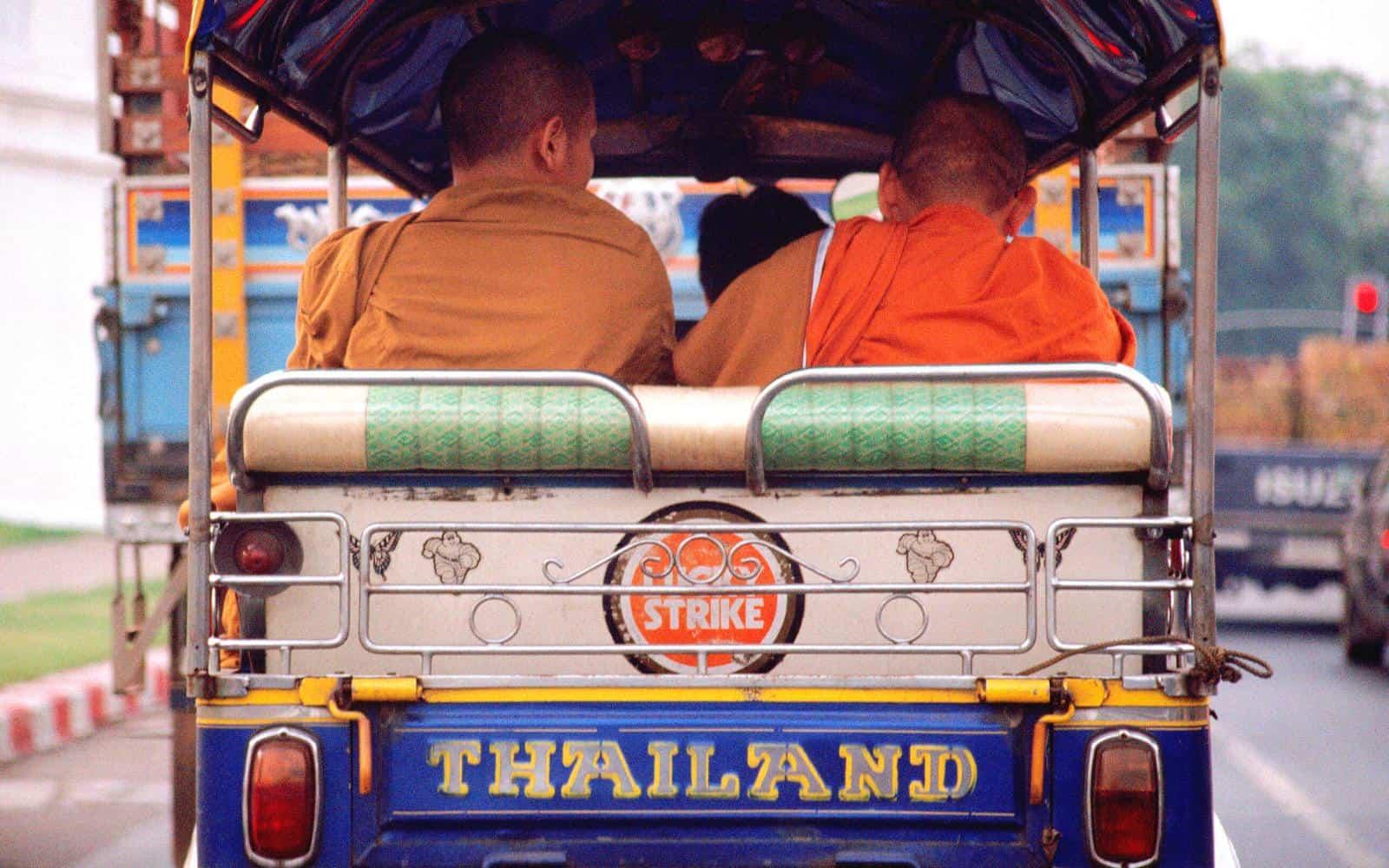 Lavorare in Thailandia