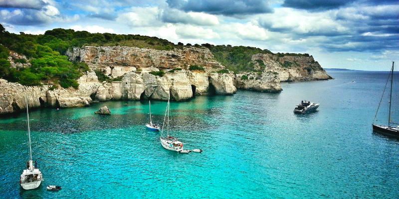 Trasferirsi a Minorca Spagna