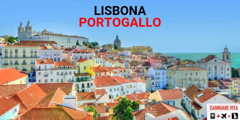Trasferirsi lavorare vivere a Lisbona
