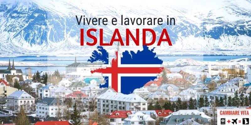 Vivere in Islanda