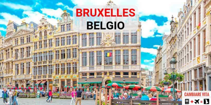 Vivere Lavorare a Bruxelles Belgio