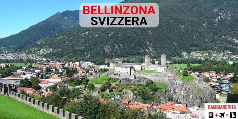 Lavorare Vivere Bellinzona Svizzera