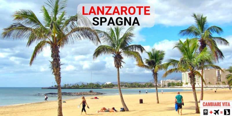 Lavorare Vivere a Lanzarote