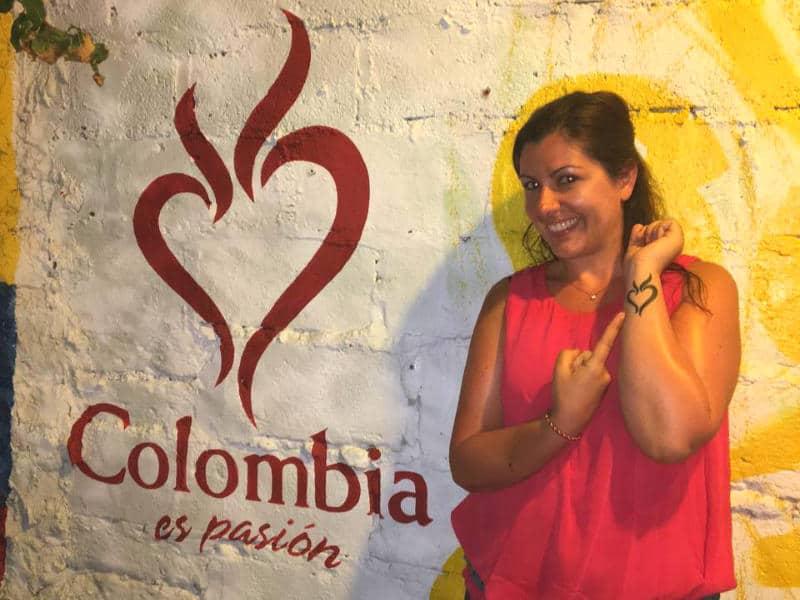 trasferirsi in colombia roberta padroni