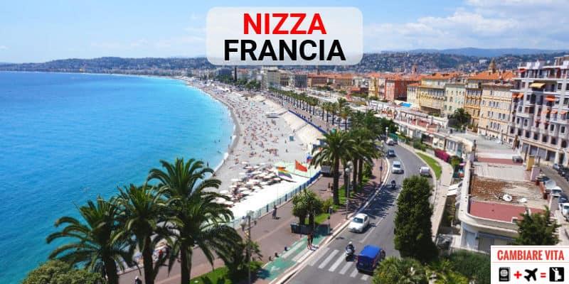 Vivere Lavorare a Nizza Francia