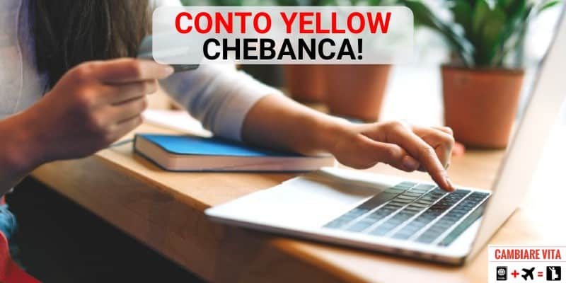 Conto Yellow CheBanca