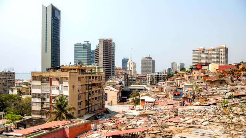 capitale angola