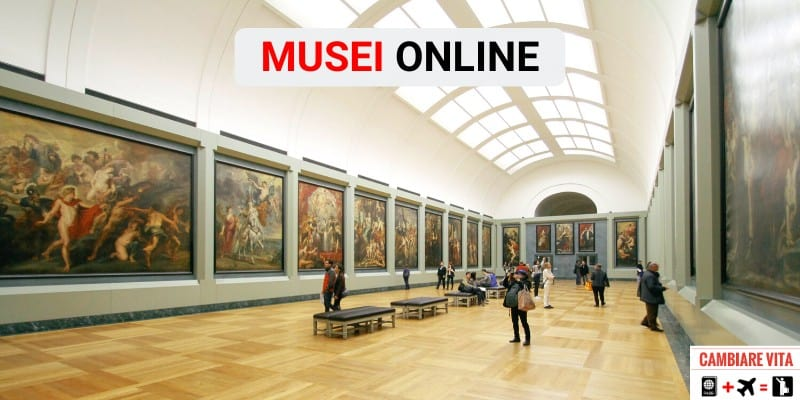 Musei online